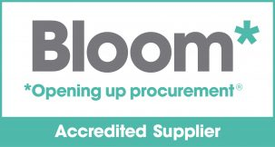 Offical ligi showing CMC is an accredited supplier on Bloom's NEPRO Framework